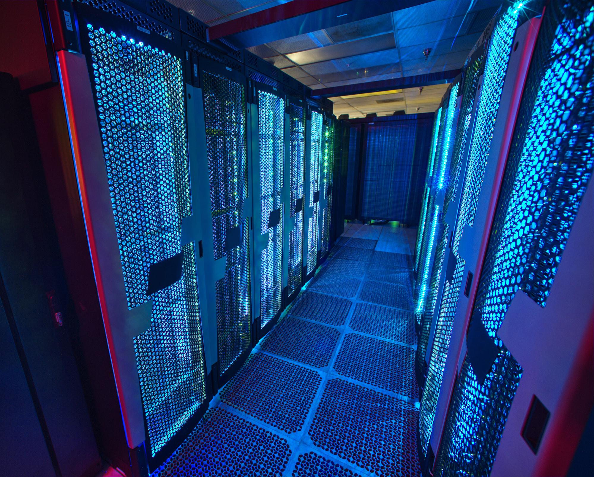 NCCS Discover Supercomputer