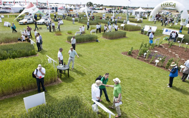 Cereals exhibition 2014