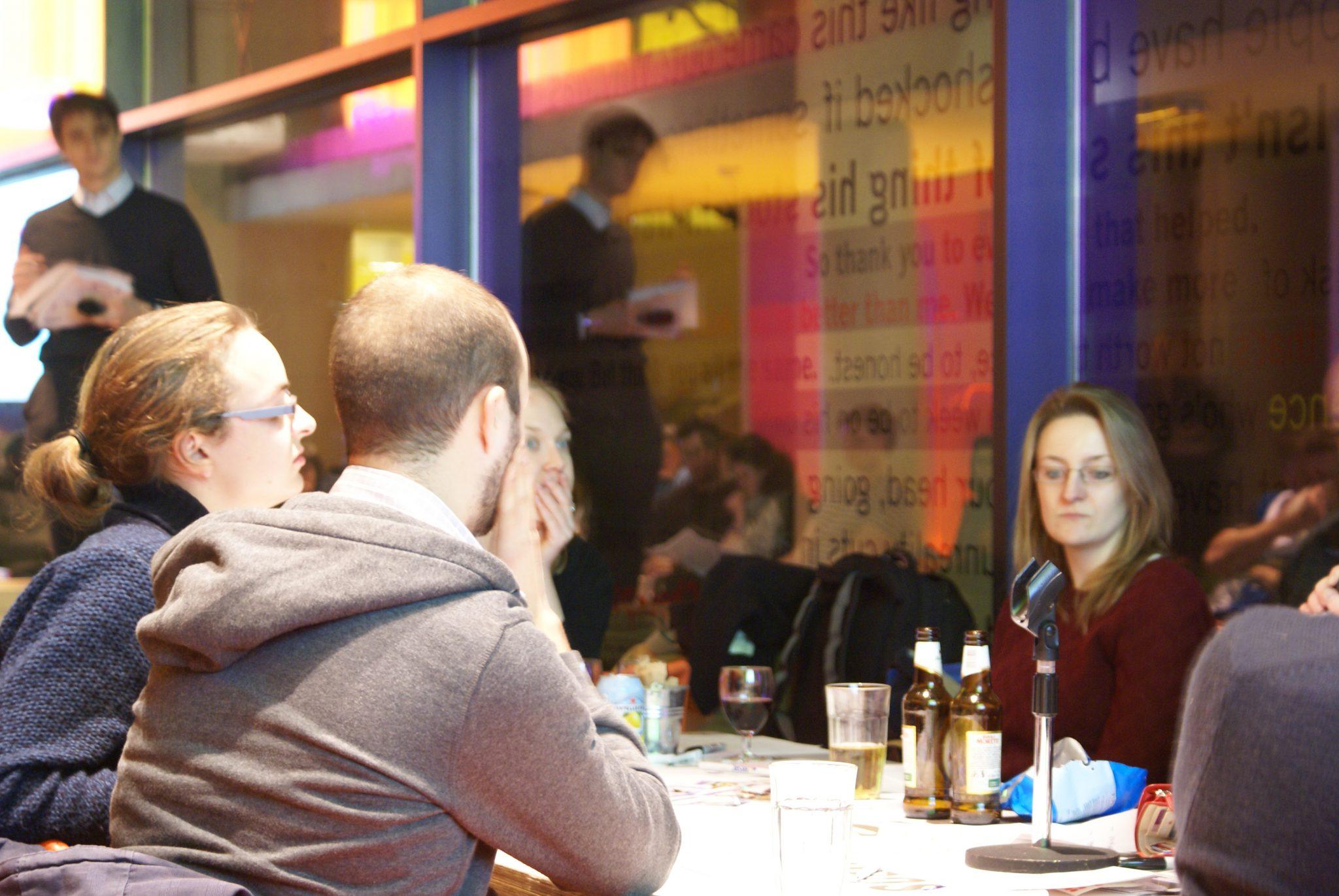 Participants in a BBSRC public dialogue exercise