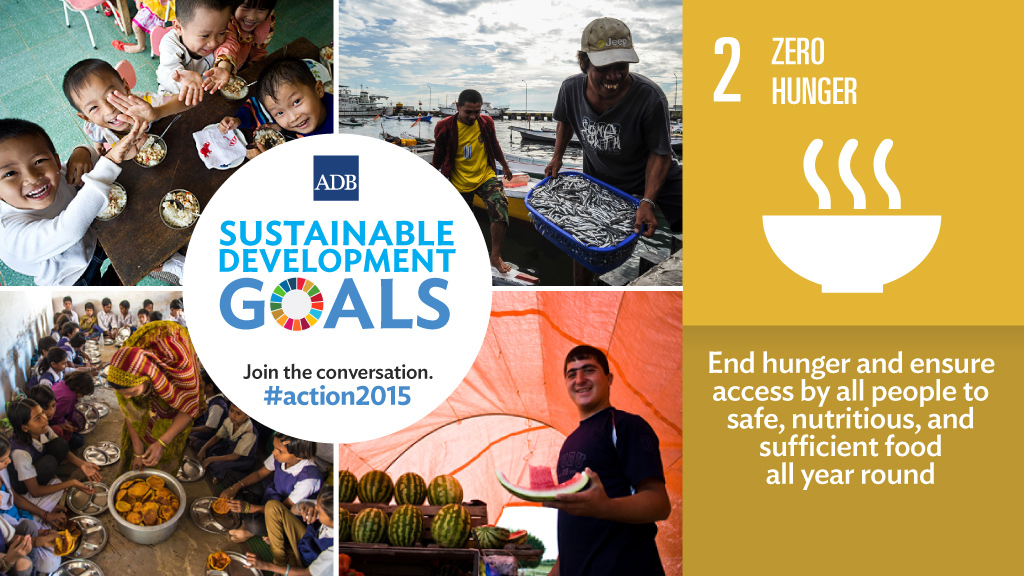 Sustainable Development Goals: #2 Zero hunger