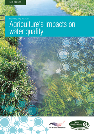 Agriculture's impacts on water quality