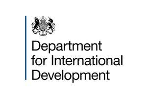 Department for International Development logo