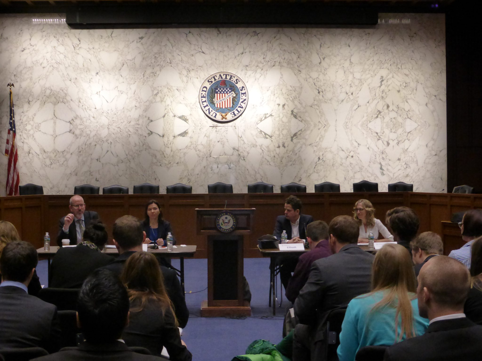 AAAS meeting and congressional briefing, Washington DC