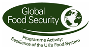 Global Food Security Resilience of the UK's Food System logo
